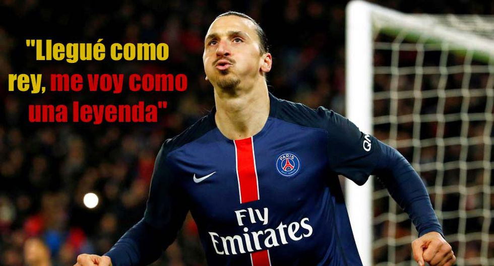 Zlatan Ibrahimovic Repasa Las Frases Del Autodenominado