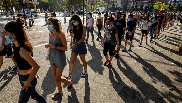 Coronavirus en España | Últimas noticias | Último minuto: reporte de infectados y muertos hoy, martes 15 de setiembre del 2020 | COVID-19 | (Foto: EFE).
