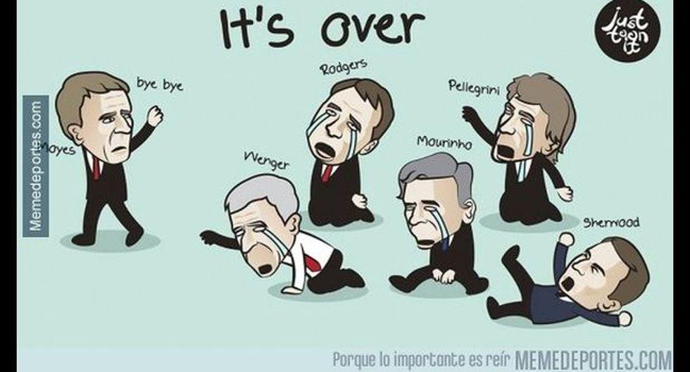 Los memes tras la salida de David Moyes del Manchester United - 7