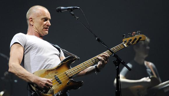 Sting advierte que no habrá millonaria herencia para sus hijos