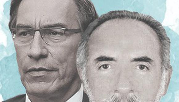 Presidente Martín Vizcarra habría coordinado con Elard Tejeda, gerente de Obrainsa, para beneficiarlo en obra.