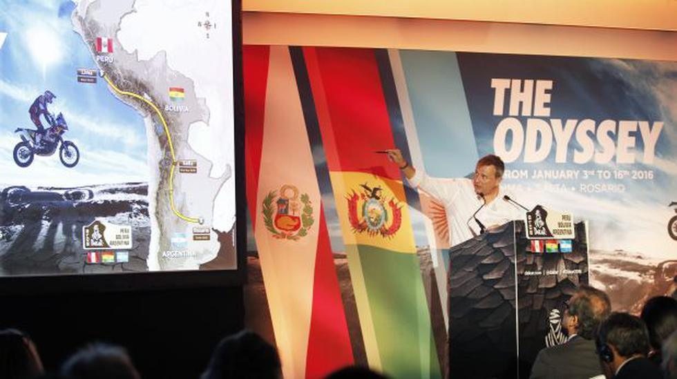 Rally Dakar 2016 en el Perú: ASO anunció en París ruta oficial - 2