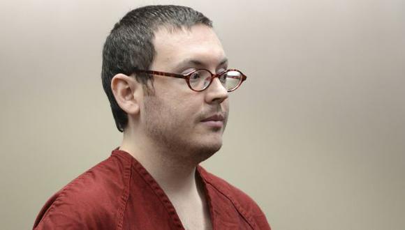 Autor de masacre de Batman condenado a 12 cadenas perpetuas