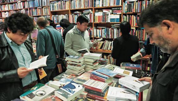 La exoneración a los impuestos a los libros vence el próximo 12 de octubre. Se espera que el Congreso aprueba una prórroga. (USI)