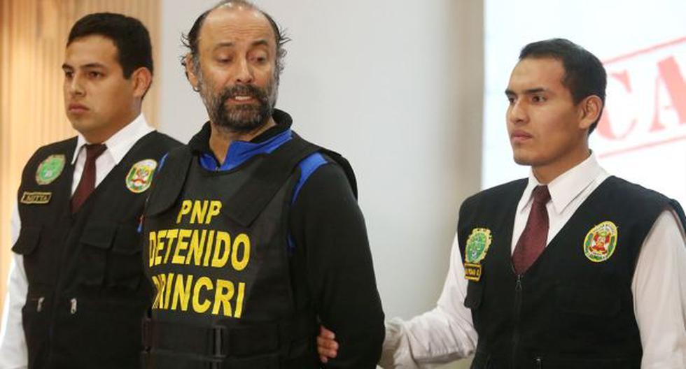 Lugarteniente de 'Caracol' cayó con DNI falso y otra apariencia - 1