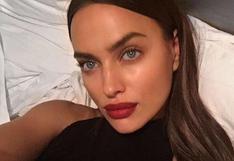 Instagram: Irina Shayk y la foto sin maquillaje con la que sorprendió