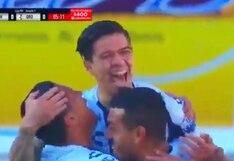 Pachuca vs. Querétaro: Victor Dávila colocó el 1-0 con cabezazo al ángulo por la Liga MX | VIDEO