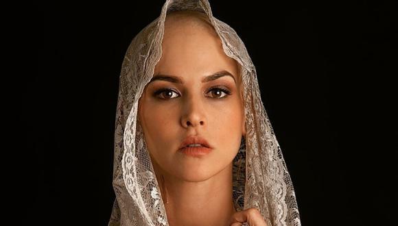 Anahí de Cárdenas estará en obra teatral sobre feminicidio. (Foto: Captura Instagram)