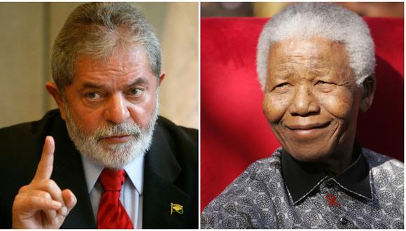 El ex mandatario de Brasil, preso por corrupción pasiva y lavado de dinero, Lula da Silva. (Foto: AP / EFE)