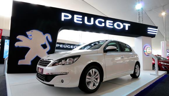 Motorshow: Peugeot exhibe todos sus modelos en el salón