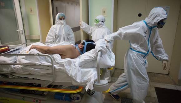 Coronavirus en Rusia | Últimas noticias | Último minuto: reporte de infectados y muertos hoy, lunes 28 de diciembre del 2020. (Andrey Rudakov/Bloomberg).