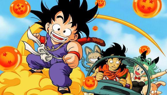 Dragon Ball es un manga escrito e ilustrado por Akira Toriyama. (Foto: Toei Animation)