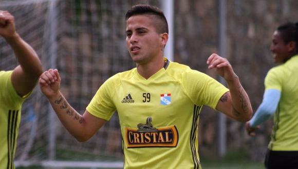 Christian Ortiz, el popular 'Titi', ha vuelto a Sporting Cristal.