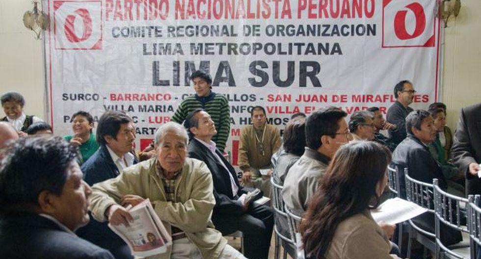 Partido Nacionalista ratifica a personero denunciado por el JNE