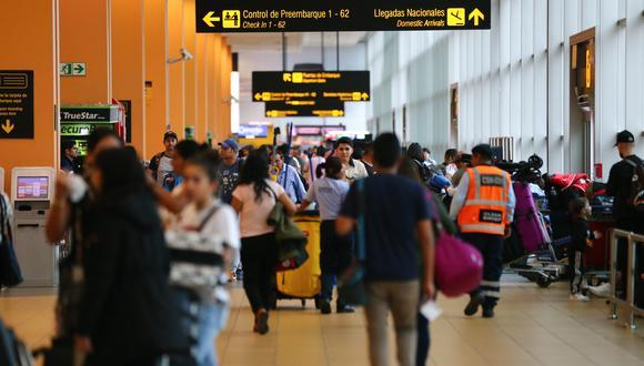 Latam Airlines confirma que primer caso confirmado en Perú es su trabajador, pero no se encontraba ejerciendo funciones. (Foto: GEC)