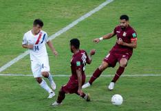 Venezuela cayó en Mérida ante Paraguay por Eliminatorias Qatar 2022