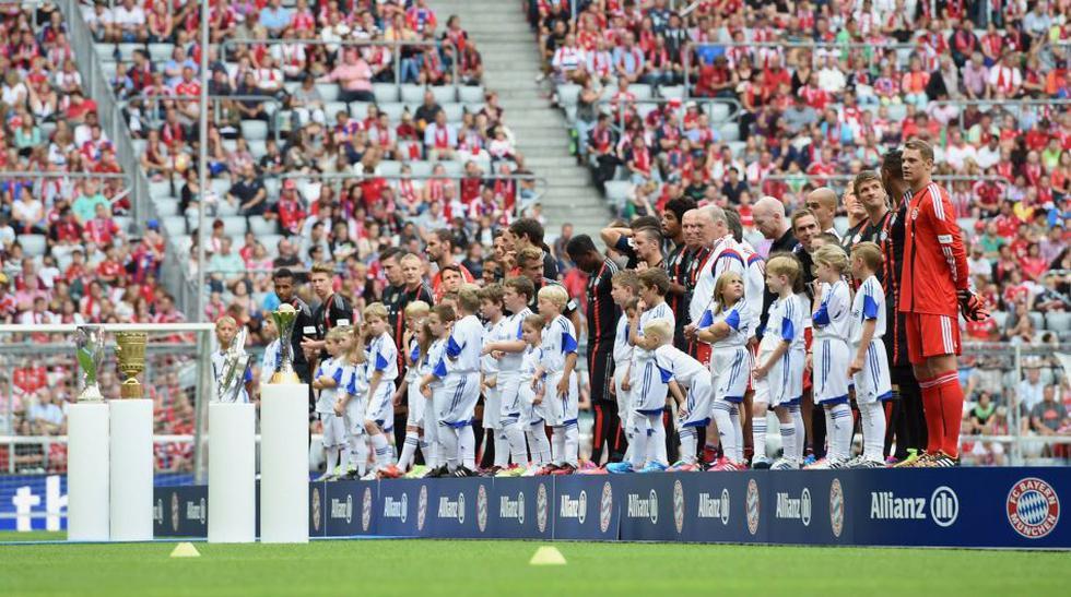 Bayern Múnich presentó su plantel para la temporada 2014-15 - 5