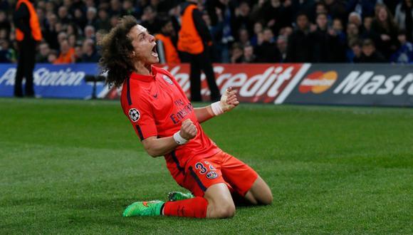David Luiz: Dijo que no celebraría gol y ahora pide perdón