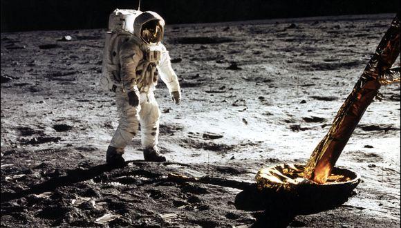 El hombre llegó a la Tierra en 1969, hace más de 50 años. (Foto:NASA / AFP)