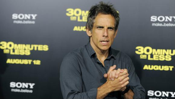 Stiller dijo que ahora está libre de cáncer y que eso nunca hubiese ocurrido de no haberse sometido al PSA (Foto: AP)
