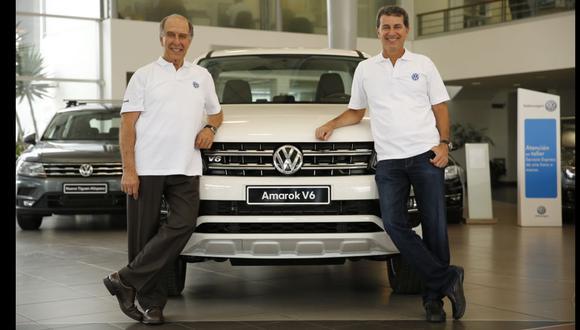 Esta será la novena participación de la dupla Ferrand en el Dakar. (Fotos: Volkswagen)