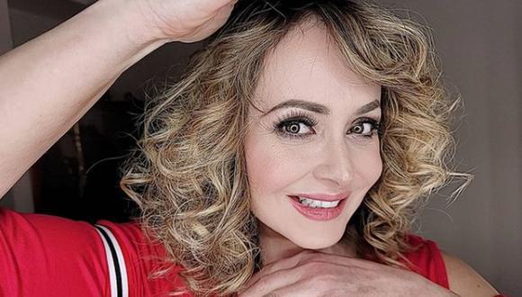 """""""La reina de las telenovelas"""" será una de las participantes. (Foto: Gabriela Spanic / Instagram)"""