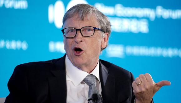 La Fundación Gates emitió un informe sobre la situación de la pandemia y el destino de una futura. (Foto: Reuters)