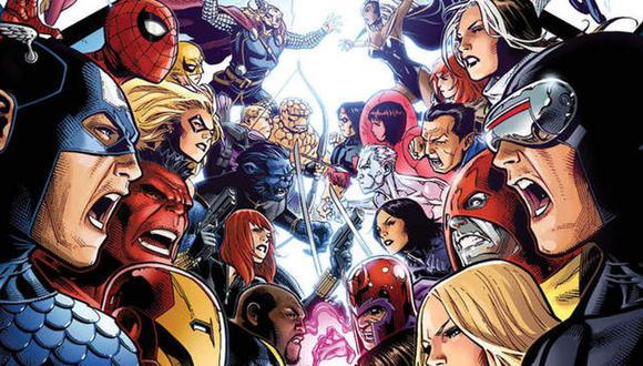 Cómics del mundo Marvel con acceso libre hasta el 4 de mayo.