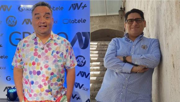 """Jorge Benavides sobre volver a trabajar con Carlos Álvarez: """"Por ahora eso no se podría dar"""". (Foto: @alvare9704/@jbjorgebenavides)"""