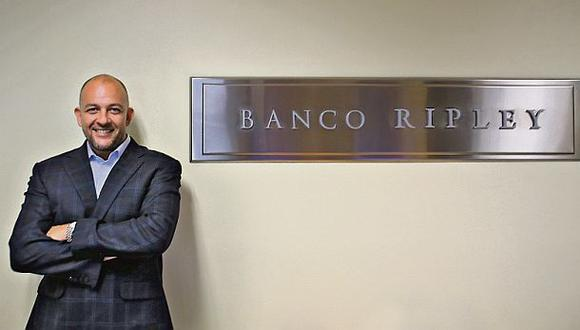 """Banco Ripley: """"Duplicaremos nuestra rentabilidad en cinco años"""""""
