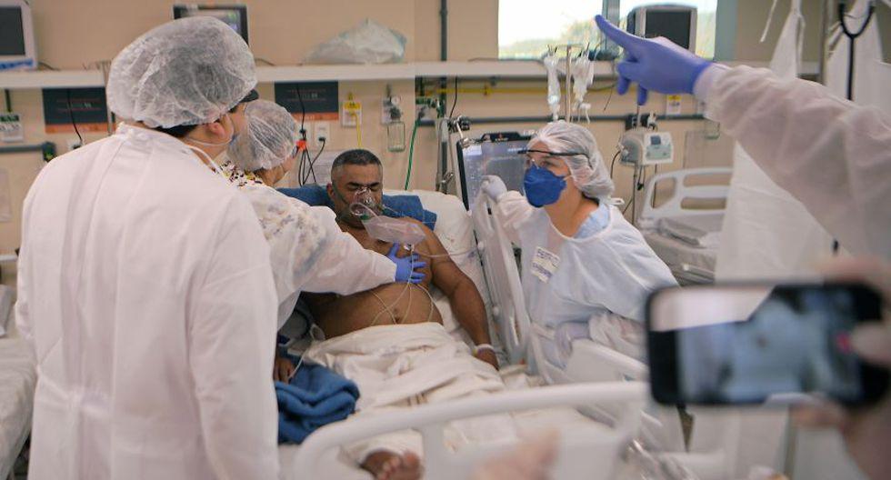Coronavirus en Brasil | Ultimas noticias | Último minuto: reporte de infectados y muertos miércoles 24 de junio del 2020 | Covid-19 | (Foto: CARL DE SOUZA / AFP)