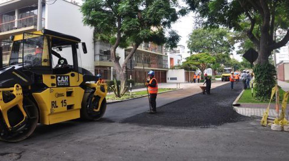 Miraflores inicia obras para remodelar cuatro vías - 1