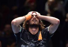 Tsitsipas venció a Thiem y conquistó el ATP World Tour Finals 2019