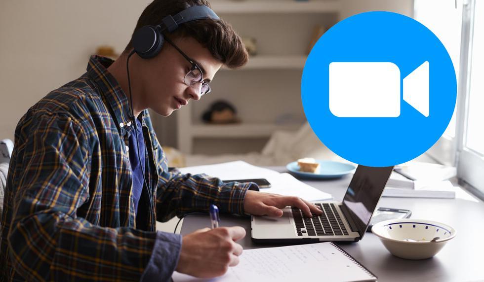 ¿Estás llevando clases virtuales por Zoom? Conoce las configuraciones que debes hacer antes de aceptar la videollamada. (Foto: Zoom)