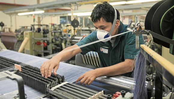 una de las condiciones para que los trabajadores accedan al subsidio de S/760 es que el empleador cuente con menos de 100 trabajadores. (Foto: GEC)