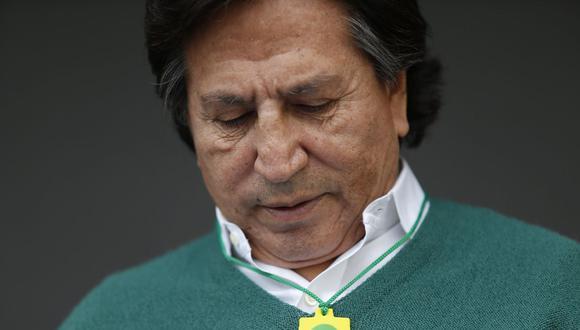 El expresidente Alejandro Toledo está acusado de haber recibido hasta U$S30 millones de la constructora Odebrecht. (Foto: GEC)