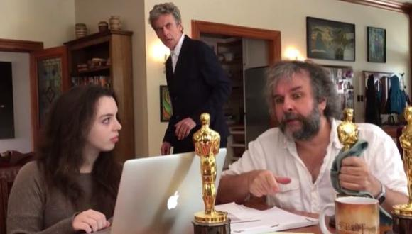 "Peter Jackson, ""Doctor Who"" y ""El Silmarillion"" causan intriga"