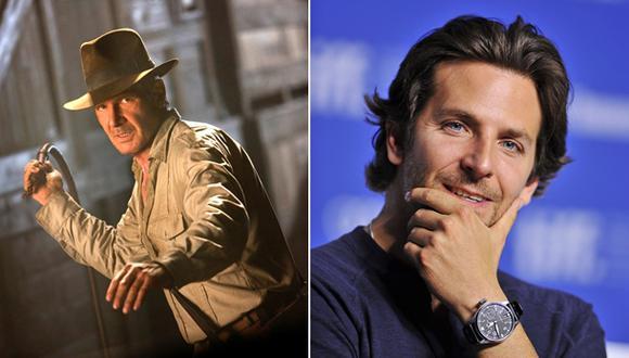 """Desmienten nueva versión de """"Indiana Jones"""" con Bradley Cooper"""