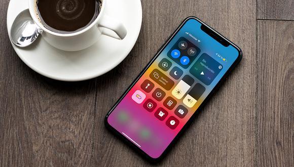 Conoce el método para grabar la pantalla de tu iPhone sin programas. (Foto: Mockup)