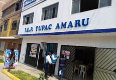 Año Escolar 2020: clausuran colegio en Carmen de la Legua por no contar con licencia de funcionamiento