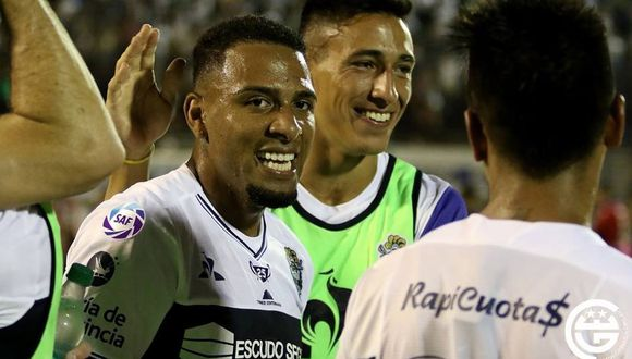 Alexi Gómez es nuevo jugador de Melgar. Su pase pertenece a Universitario de Deportes. (Foto: Gimnasia y Esgrima)