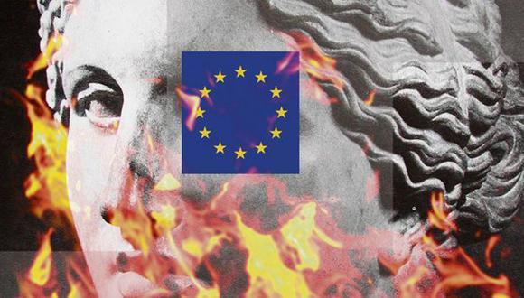 """""""Si este cambio de guardia se repite en las crisis políticas del continente, 2019 será el año en que los europeos acaben con Europa"""". (Ilustración: Giovanni Tazza)"""