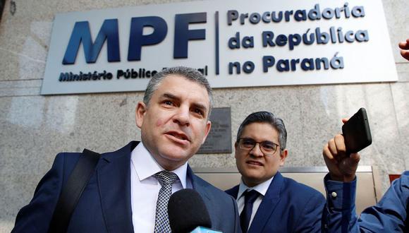 """En los medios, prevalece una agenda altamente """"lavajatizada"""", que esta semana ha tenido su enésimo episodio con una visita a Curitiba, sin alguna revelación relevante. (Foto: EFE)"""
