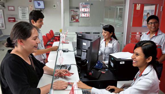 El portafolio de las colocaciones del sector de microfinanzas es de S/ 50.000 millones. (Foto: Andina)