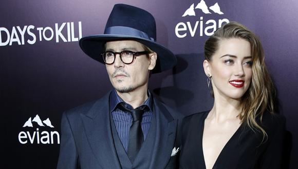Johnny Depp y Amber Heard oficializan su compromiso
