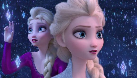 La reina Elsa, su hermana Anna, Kristoff, Olaf y Sven se embarcan en un nuevo viaje al interior del bosque para descubrir la verdad sobre un antiguo misterio de su reino. (Foto: Walt Disney)