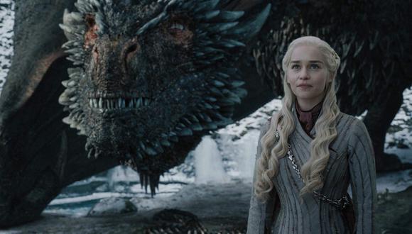 ¿Los dragones de Daenerys están listos para la guerra final? (Foto: HBO)