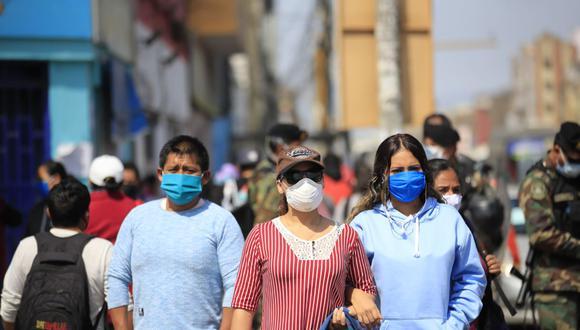 El ministro de Trabajo, Javier Palacios, indicó que está a favor de establecer incentivos a la contratación de trabajadores formales entre las empresas como una solución al deterioro del mercado laboral producto de la pandemia. (FOTO: Andina)