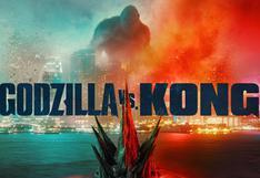 """""""Godzilla vs. Kong"""": tráiler oficial, trama y fecha de estreno de la esperada película"""