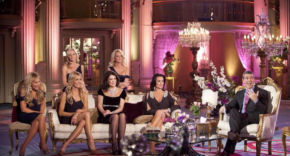 """The Real Housewives of Beverly Hills"" - 1ra y 2da temporada - 01/06. (Foto: Netflix)"